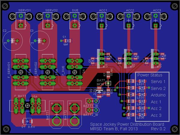 Nathaniel J. Chapman - Design Portfolio - PCB Layout Example